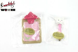 American Girl A Clipboard And A Cute Bunny Pencil Fun Games Set For 18 Doll