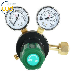 Oxygen Regulator Welding Gas Gauges Cga540