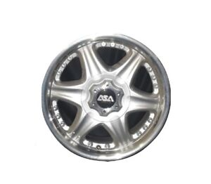 1 16 X 8 Asa Licensed By Bbs Alloy Racing Wheel Made In Asia brand New