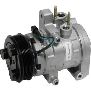 Ford Mustang 5 0l 5 2l V8 2011 To 2019 New Ac Compressor Co 11316c