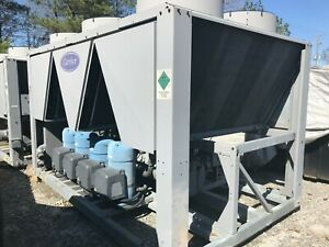 100 Ton Carrier Air Cooled Chiller 2011