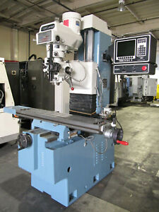 1998 Trak Dpm 3 axis Cnc Knee Mill 31 x17 x25 Travels 5hp Spindle 50 Table