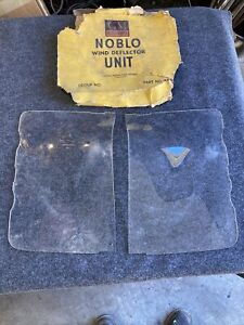 Nos 1949 1952 Chevrolet Chevy Accessory Noblo Wind 1950 1951 Bomb Gm Og Low
