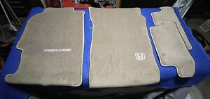 97 01 Oem Honda Prelude Floor Mats Ivory Mint Condition