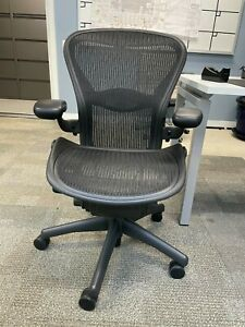 Herman Miller Aeron Office Chair Size B size A C Available Upon Request