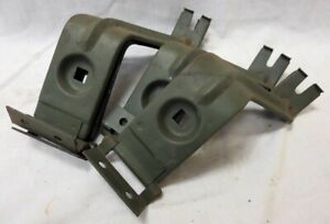 Mb Gpw Willys Ford Wwii Jeep G503 Driver Side Headlight Mounting Arms