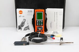 Testo 325 2 Electronic Flue Gas Combustion Analyzer