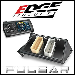 Edge Pulsar Tuning Module W Insight Cs2 Monitor For 2019 2020 Ram 1500 5 7l