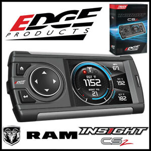 Edge Products Insight Cs2 Gauge Monitor Fits 1994 2019 Dodge Ram 2500 3500