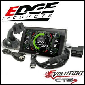 Edge Products Evolution Cts3 Tuner Monitor 1999 2019 Ford Super Duty Trucks