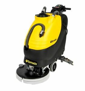 Tornado Bd 20 11 20 Self propelled Auto Scrubber Traction Drive Free Shipping