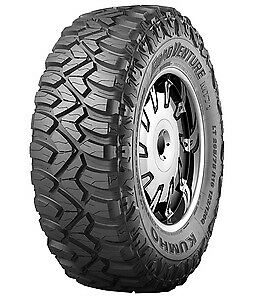 4 New Kumho Road Venture Mt71 35x12 50r17lt F 33125017 33 1250 17 Mud Tire