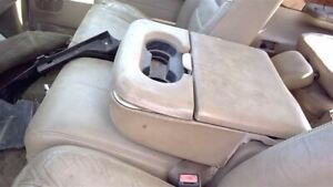 Front Seat Bench Split 40 20 40 Leather Fits 01 07 Ford F250sd Pickup 385734