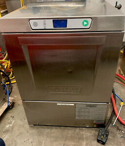 Hobart Lxeh Commercial Dishwasher With Temp Booster