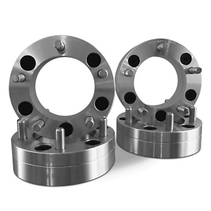 4 Wheel Adapters 4x4 5 To 5x4 75 2 Inch 4 Lug 4 5 To 5 Lug 4 75 Spacers 12x1 5