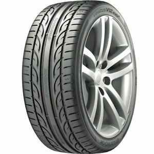 2 New Hankook Ventus V12 Evo K120 Xl 265 35zr18 265 35 18 2653518 Tires
