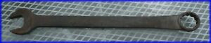 Vintage Snap on Tools Goex48 1 1 2 Industrial Combination Wrench 21 Free Ship