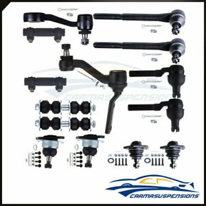 For Chevy S10 Blazer Gmc Jimmy Sonoma 4x4 Brand New 14 Sway Bar Suspension Kit