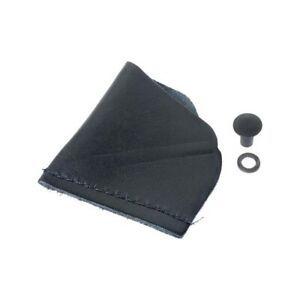 Model T Ford Hood Corners Leather Like With Correct Seams