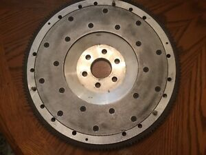 Ford Mustang 5 0 5 8 Spec Aluminum Flywheel 157 Tooth 28oz Imbalance Lot 1