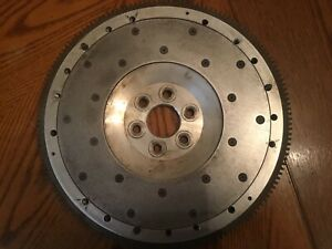 Ford Mustang 5 0 5 8 Spec Aluminum Flywheel 157 Tooth 28oz Imbalnce Lot 2