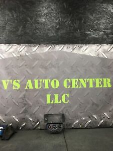 2005 Ford Focus Climate Control And Bezel