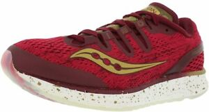 Saucony Women s Freedom Iso Red 5 Athletic Shoes Size 11 M