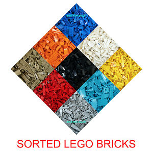 Lego Sorted Bricks Pieces From Bulk Lot Random Selection Choice Of Colors Qty