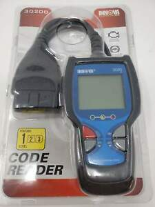 Innova 3020d Check Engine Code Reader W Abs brakes Dtc Severity
