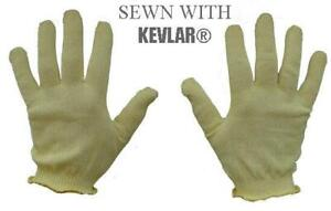Motorcycle Riding Racing Gloves Protective Insert Inner Liner made with Kevlar® AU $15.00