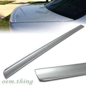 Painted Fit For Acura Lip Spoiler Rsx Rear Trunk 06 Boot 2d nh623m