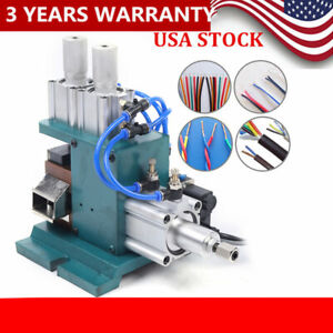 Pneumatic Wire Stripper Cable Crimping Peeling Machine Recycle Wire Cable Us