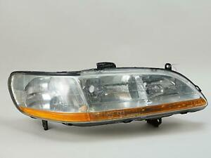 1998 2002 Honda Accord Headlight Lamp Assembly Front Right Side 0337631 Oem