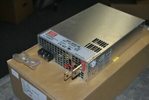 Mean Well Dc dc 24v Switching Power Supply Rsp 3000 48 1
