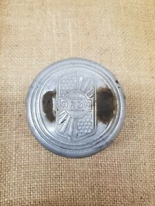 Antique Nash Grease Hub Cap Dust Cover
