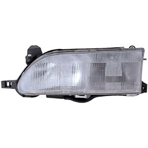 For Toyota Corolla 1993 1994 1995 1996 1997 Left Side Headlight Assembly Dac