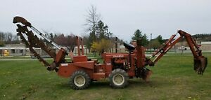 Ditch Witch R 65 Trencher Backhoe