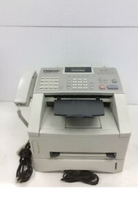 Brother Intellifax 4100e Business Class Laser Fax Machine W toner Working