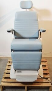Reliance 7000 L Ophthalmic Chair Power Exam Procedure Chair