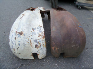 1937 1938 Cadillac Front Dual Side Mount Fenders