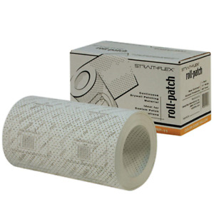 Strait Flex Roll Patch 11x20 Ft Flexible Smooth Profile Drywall Repair Patches
