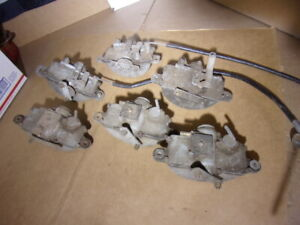 Vintage 1940s Gm Chevrolet Buick Olds Vacuum Windshield Trico Wiper Motor Lot