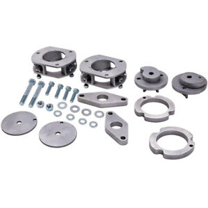 Level Lift Kit 2 5 Coil Spacers For Jeep Grand Cherokee Overland Sport 2011 19