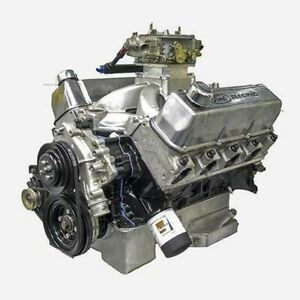 521 Big Block Ford Stroker Crate Engine 460 550hp 575tq All Forged Edelbrock