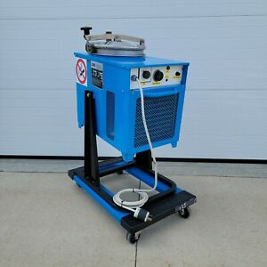 Very Little Use Irac Solvent Recycler Model Bs550 Adt Resolv r2 220v read