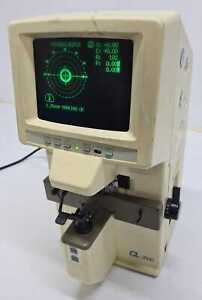 Topcon Cl 2500 Computerizd Lensmeter Optometry Ophthalmic Healthcare For Parts