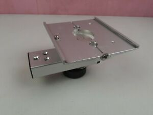 Monitor Mount Holder From Polymount Vhrs Medical Rolling Stand Gcx Siterite