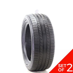 Set Of 2 Used 245 50r17 Michelin Premier A S 99v 6 32