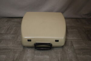 Vintage Sears Electric 1 Typewriter Model 161 53220 115v 0 45a for Parts