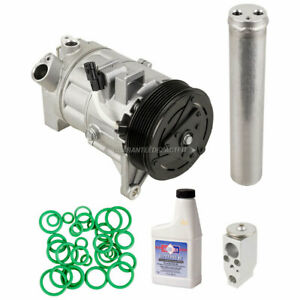 Oem Ac Compressor W A C Repair Kit For Nissan Altima S V6 2013 2014 2015